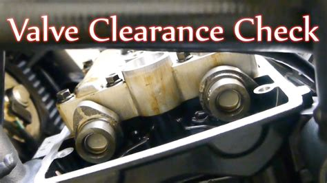 Honda Cm400 Valve Adjustment