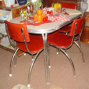 retro formica kitchen table : Retro Kitchen Table for