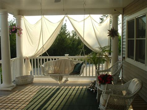 Patio Curtains Outdoor Idea by Amazing Porch Decoration Ideas Room Decorating Ideas