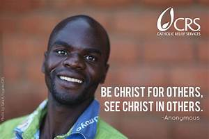 Be Christ for o... Anonymous Meaningful Quotes