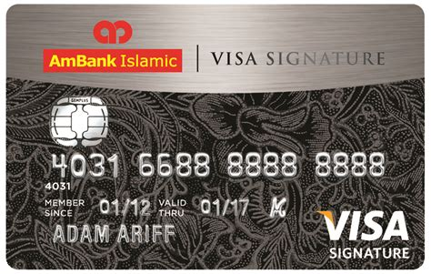 We did not find results for: AmBank Visa Signature by Ambank