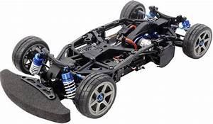 Modellauto Bausatz 1 8 : tamiya ta07 pro chassis 1 10 rc modellauto elektro ~ Jslefanu.com Haus und Dekorationen