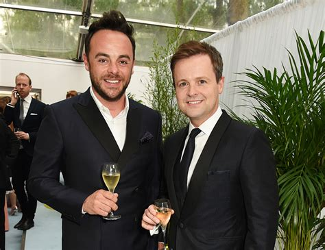 Ant McPartlin set for reunion with best friend Declan ...