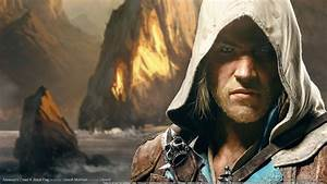 assassins creed 4 Wallpaper and Background | 1366x768 | ID ...