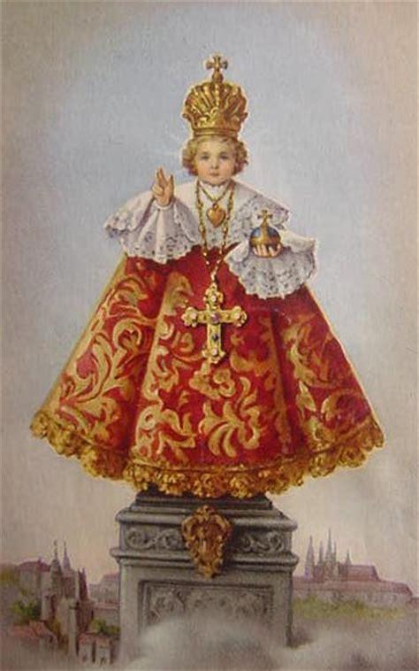 Novena Prayer To The Infant Jesus Of Prague For A Special