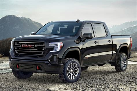 2019 Gmc Sierra At4 Lets You Offroad In Comfort Motor