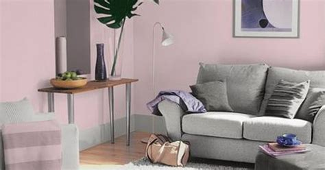 dulux pretty pink matt emulsion paint  dulux