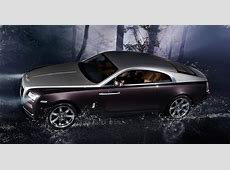 RollsRoyce Wraith $645K price tag to match Ghost in