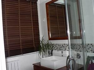 Store Salle De Bain : salle de bain parentale photo 7 8 le store une fois ~ Edinachiropracticcenter.com Idées de Décoration