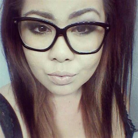 Cute Nerdy Girl Glasses
