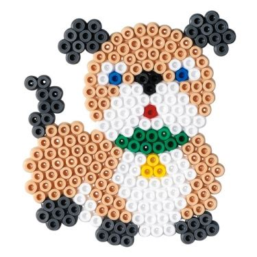 Buitenspeelgoed Voor Honden by Hama Strijkkralen Hond Bloem 1100 Stuks Speelgoed Jungle Nl