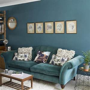 Blue, Living, Room, Ideas, U2013, Decor, In, Shades, From, Navy, To, Duck, Egg, Proves, How, Sophisticated, Blue, Can, Be