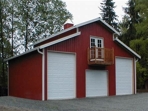 Pole Barns Apartments, Barn Style Garage With Apartment