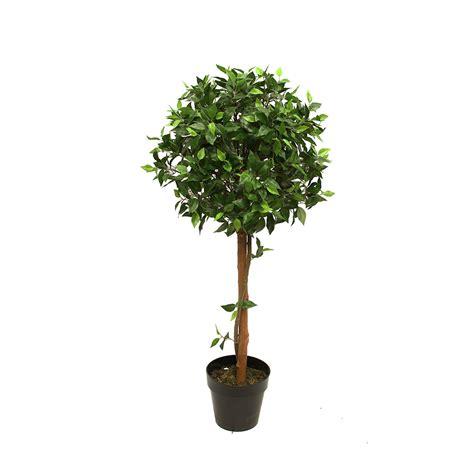 ARTIFICIAL FICUS BALL TREE 1.2M
