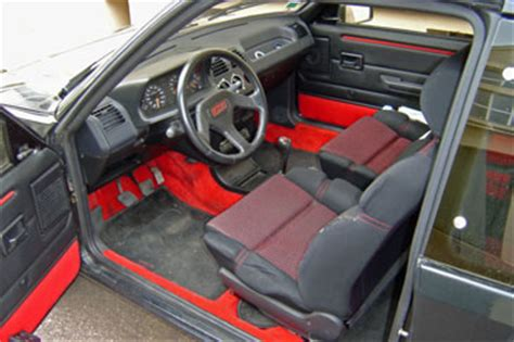 sieges 205 gti peugeot 205 gti 1 6 1984 1992 guide occasion
