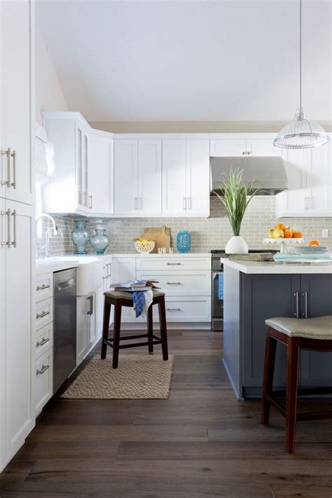 You'll Love These Kitchen Color Ideas For Small Kitchens