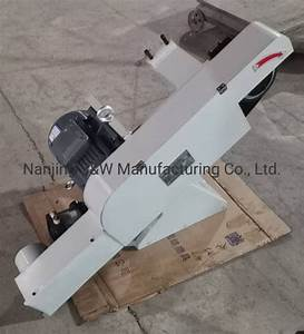 China Grinding Attachment For Lathe Belt Sander For Rubber