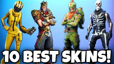 Best Skin Top 10 Best Skins In Fortnite The Coolest Of All Skins