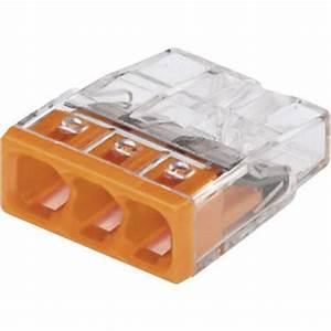 Wago 2273 203 : svorka wago 2273 203 0 5 2 5 mm 3p lov transparentn oran ov ~ Orissabook.com Haus und Dekorationen