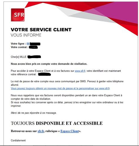 r 233 solu mail de r 233 siliation non demand 233 le forum sfr 1205911