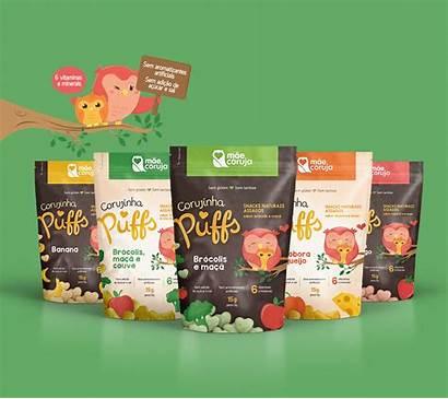 Packaging Snack Behance