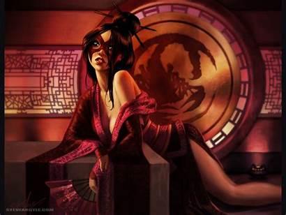 Rings Legend Fantasy Five Warrior Samurai L5r