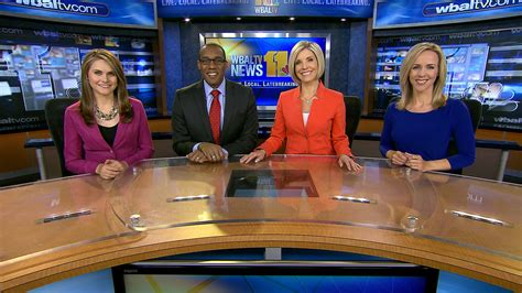 Traffic Reporter And Anchor Sarah Caldwell Leaves Wbal