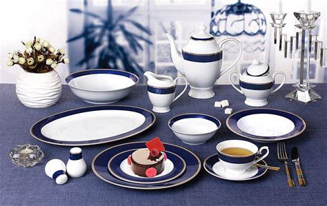 dinnerware china bone service piece midnight luna sets place settings