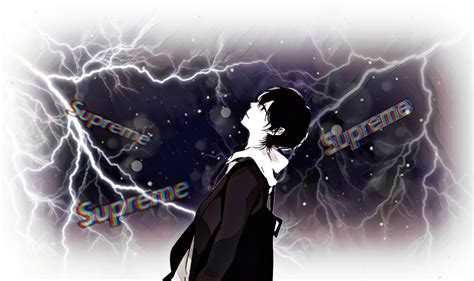 Freetoedit Animeboy Sadboy Anime Supreme Boy Sad Lightn