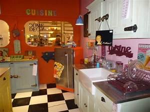 Cuisine Style Année 50 : d co cuisine annee 50 ~ Premium-room.com Idées de Décoration