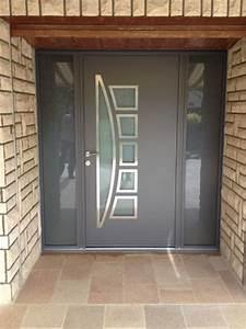 porte entree avec tierce 20170725013120 arcizocom With porte d entrée alu avec porte savon mural salle de bain
