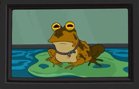 Hypnotoad Wallpaper Animated - gifs animados de futurama taringa