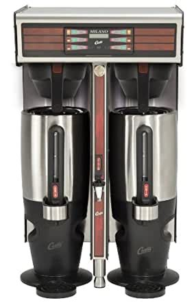 Fortunately, our guide has all the troubleshooting tips. Amazon.com: Wilbur Curtis G3 ThermoPro 1.5 Gallon Twin Coffee Brewer, Brew Basket Locks ...