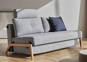 Canape convertible ideal petits espaces chez ksl living for Tapis persan avec canape lit petite surface