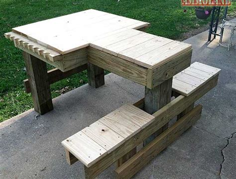 shooting bench plans   survival
