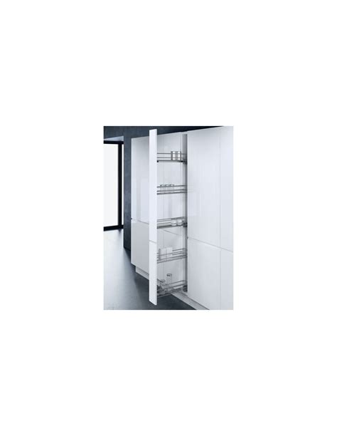 larder cabinets kitchens 150mm narrow cabinet pull out larder system three 3648