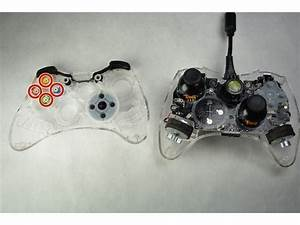 Pdp Afterglow Wired Xbox 360 Controller Button Replacement