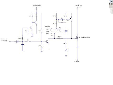 solucionado diagrama para regulador de voltaga de 12v para alternadores yoreparo