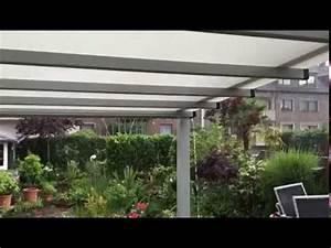 Leiner Pergola Sunrain : markise mit wasserdichtem tuch pergola sunrain q von leiner youtube ~ Markanthonyermac.com Haus und Dekorationen