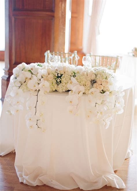 sweetheart table decoration ideas archives weddings