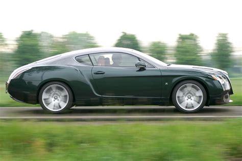 Bentley Zagato by Zagato Bentley Continental Gtz Pictures Evo