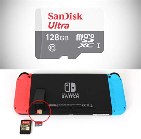 Check spelling or type a new query. SanDisk 128GB Class 10 microSD Card is Perfect for the Nintendo Switch, Smartphones and More ...