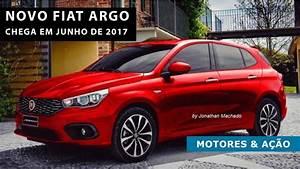 Fiat Argo 2017 : fiat argo junho 2017 lan amento new motoreseacao youtube ~ Medecine-chirurgie-esthetiques.com Avis de Voitures