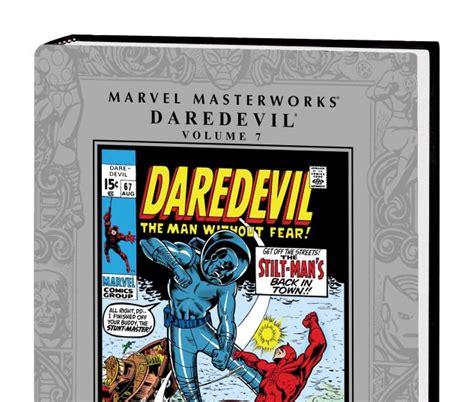 Daredevil Vol 7 marvel masterworks daredevil vol 7 hc hardcover