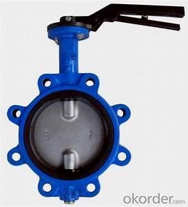 Buy Butterfly Valve Dn250 Turbine Type Bs Standard Low
