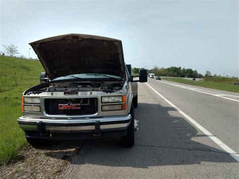 gmc sierra  questions truck suddenly stops running