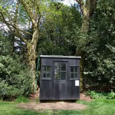 writing shed serendipity s library writing sheds