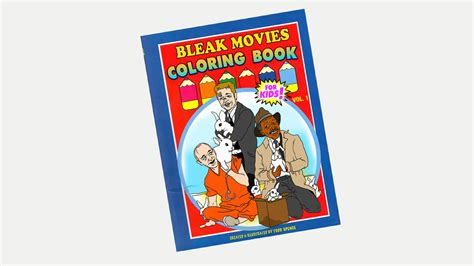 Rated-r Movie Coloring Book For Kids