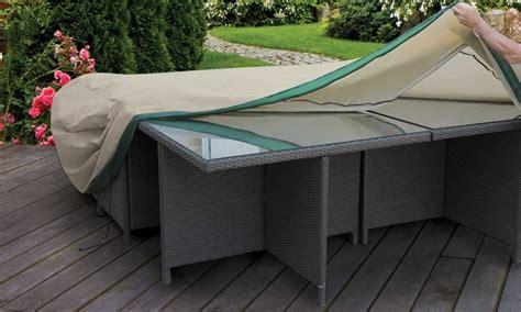 housses protection mobilier de jardin groupon shopping