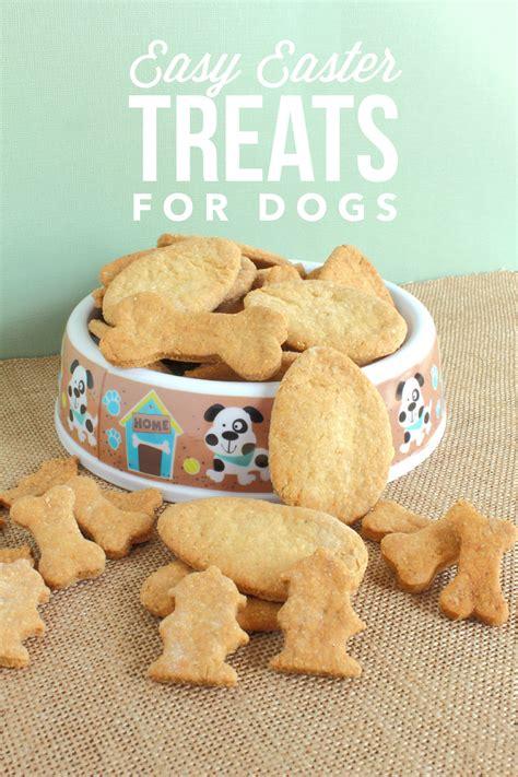 simple treats recipes dog easter treats recipes images